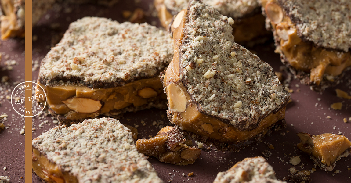 Fall Almond Toffee
