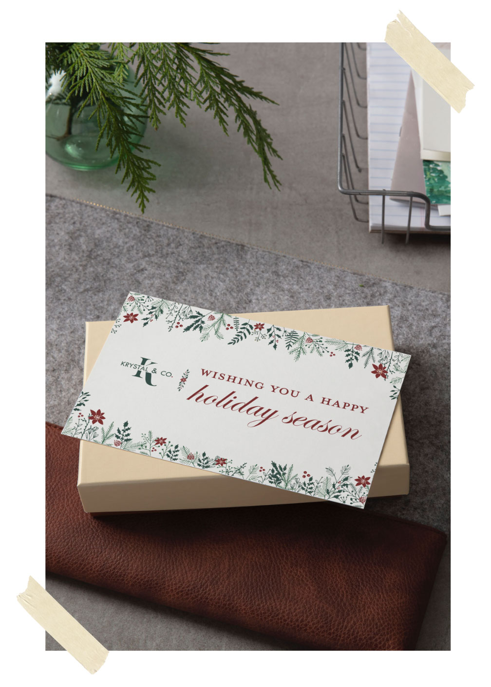 Personalized Card