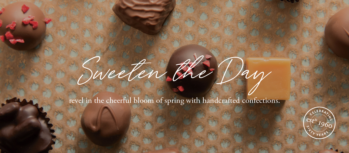 Sweeten The Day Spring Confections
