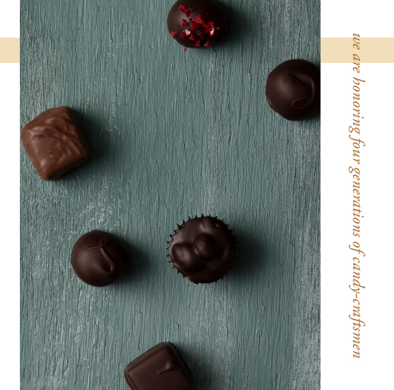 Spring Gourmet Chocolate Confections