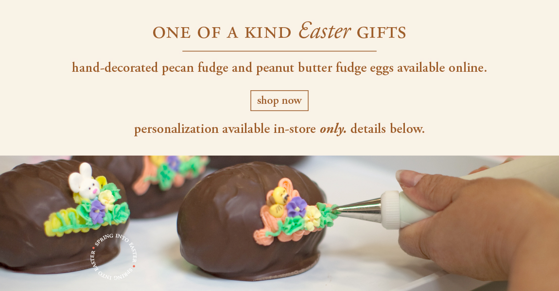 Enstrom Fudge Egg