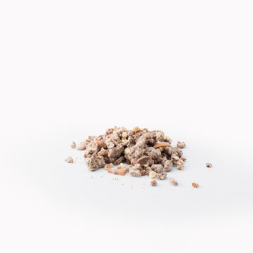almond toffee crumbs