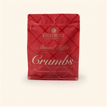 Toffee Crumbs Dark Chocolate 1lb