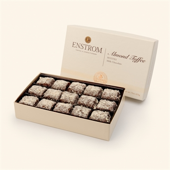 Milk Chocolate Toffee Petites 15oz 30pc