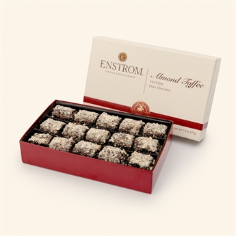 Dark Chocolate Toffee Petites 15oz 30pc