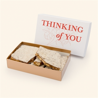 Milk Chocolate Almond Toffee Thinking of You Box