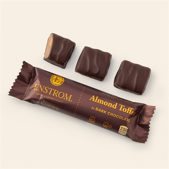 Almond Toffee Bar Dark Chocolate