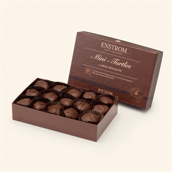 Mini Turtles Milk Chocolate 12oz