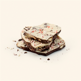 Peppermint Cookie Bark 1lb