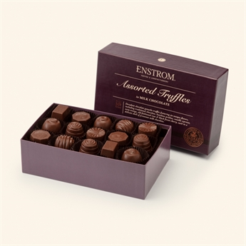 Premium Milk Chocolate Truffles <br>30pc 17.5oz