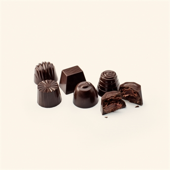 Premium Dark Chocolate Truffles <br>30pc 17.5oz