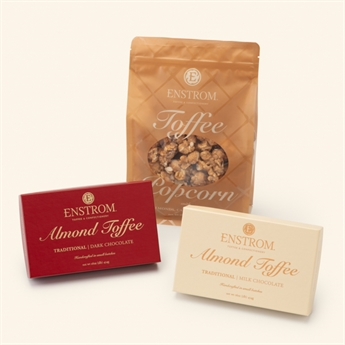 Toffee & Popcorn Gift Pack