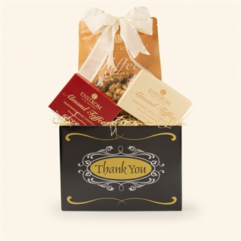Formal Thank You Gift Basket