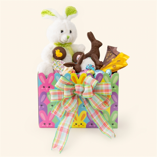 Bunny easter basket negle Image collections